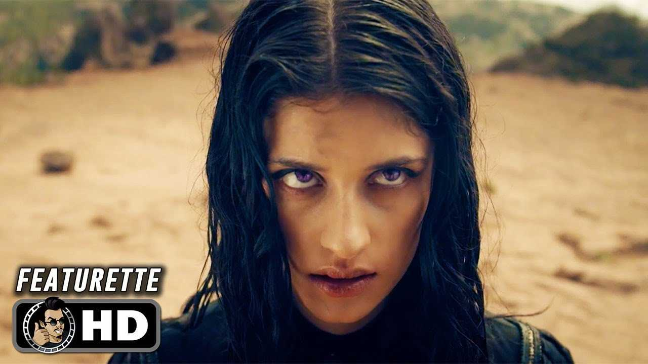 """THE WITCHER Official Featurette """"Yennefer of Vengerberg"""" (HD) Anya Chalotra"""