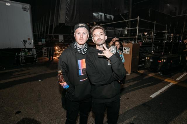 Matt Zingler & Tariq Cherif