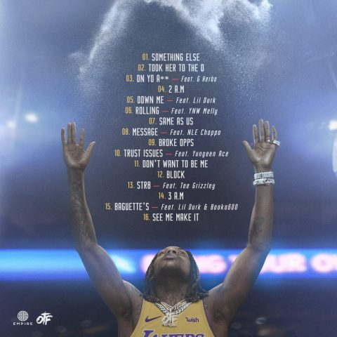 King Von Reveals Cover Art and Tracklist for LeVon James, Coming March 6th via Only The Family/EMPIRE