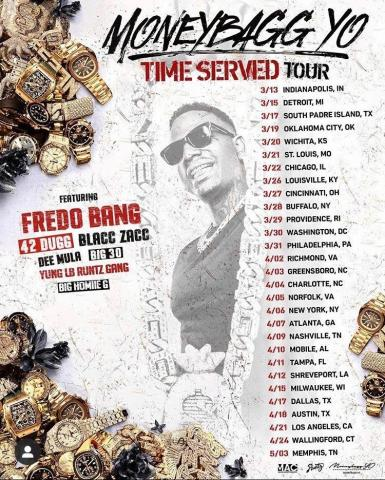 """Fredo Bang Comes Out Swinging in the Bouncy Banger """"Yo Slime"""""""