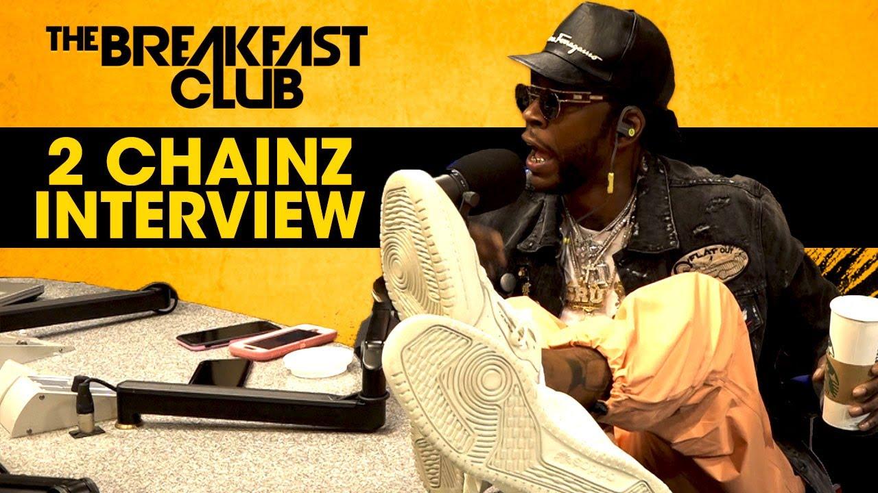 2 Chainz Talks Ludacris Owing Him $15K, Nicki Minaj & Remy Ma Beef
