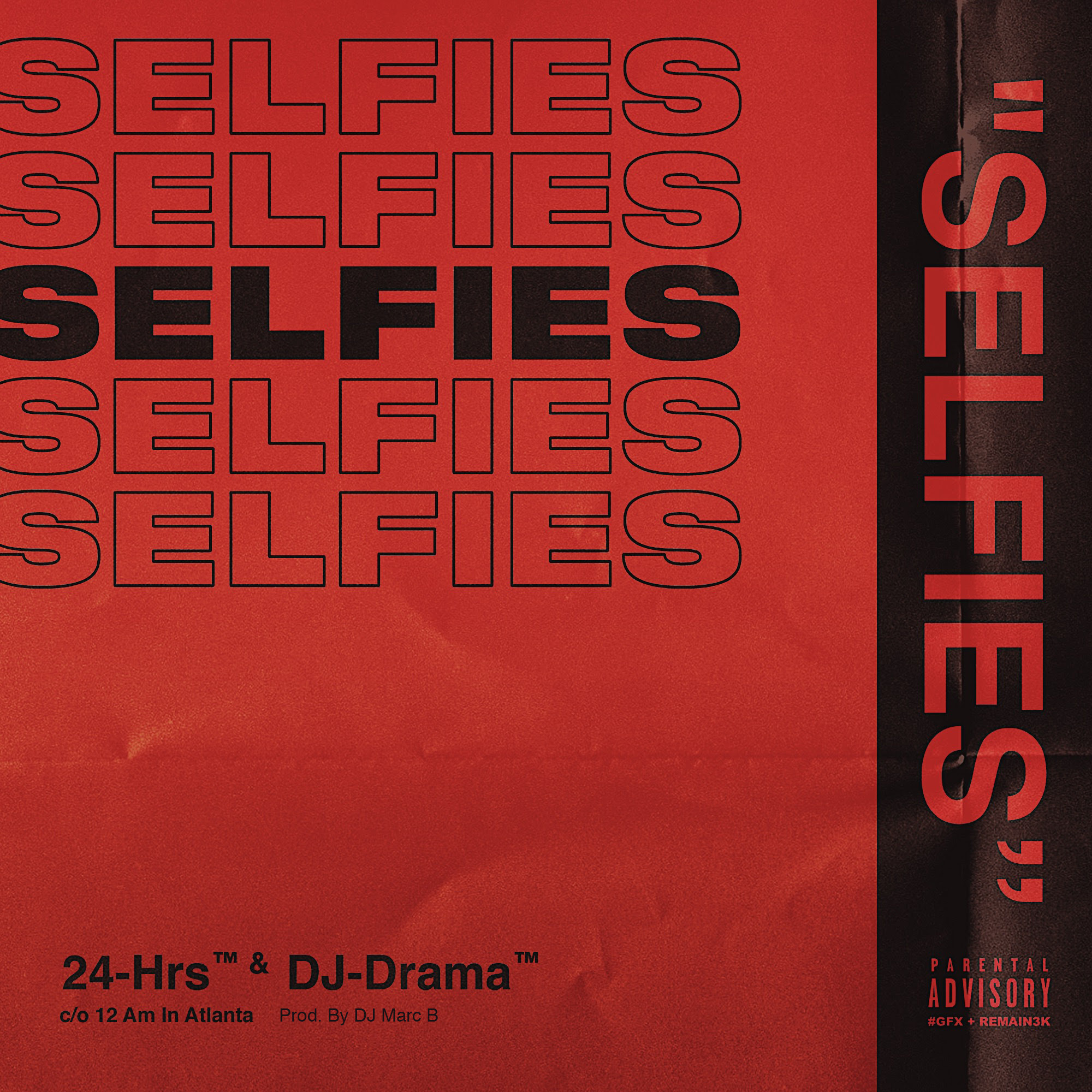 "24hrs - ""Selfies"" (Prod. by DJ Marc B)"