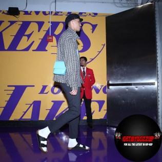 Kyle Kuzma wears HEMINCUFF!