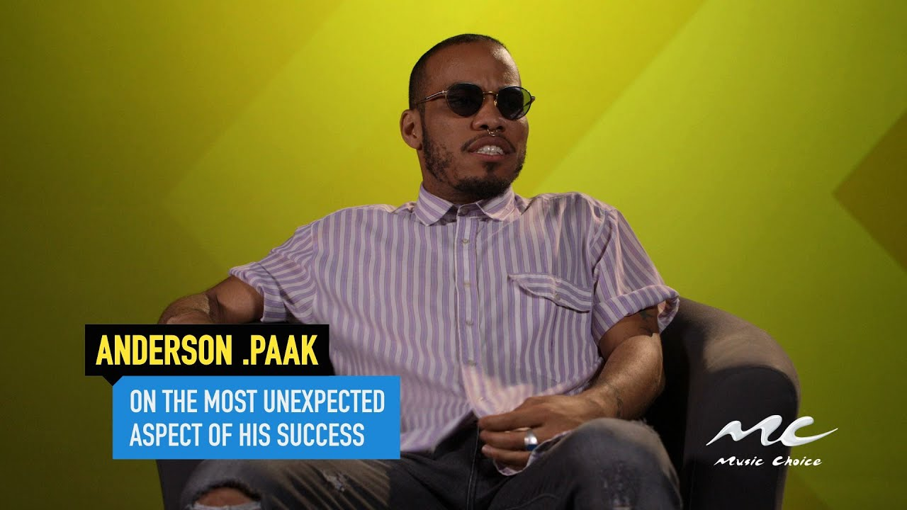 Anderson .Paak on an Unexpected Aspect of Success [Interview]