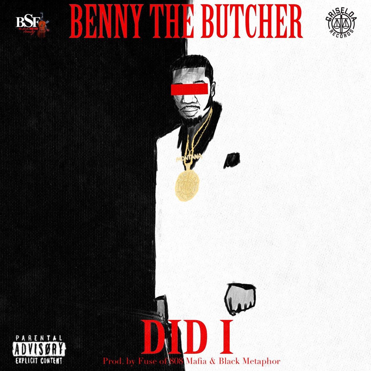 "Benny The Butcher Drops New Single ""Did I"""