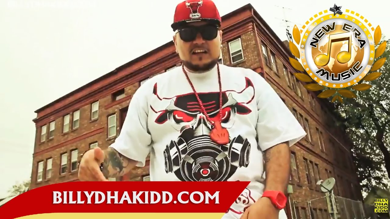 """Billy Dha Kidd - """"From Nothing to Something"""""""
