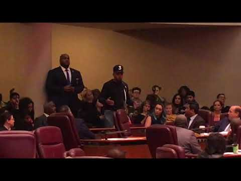 Chance the Rapper Speaks Out at City Council meeting [Video]