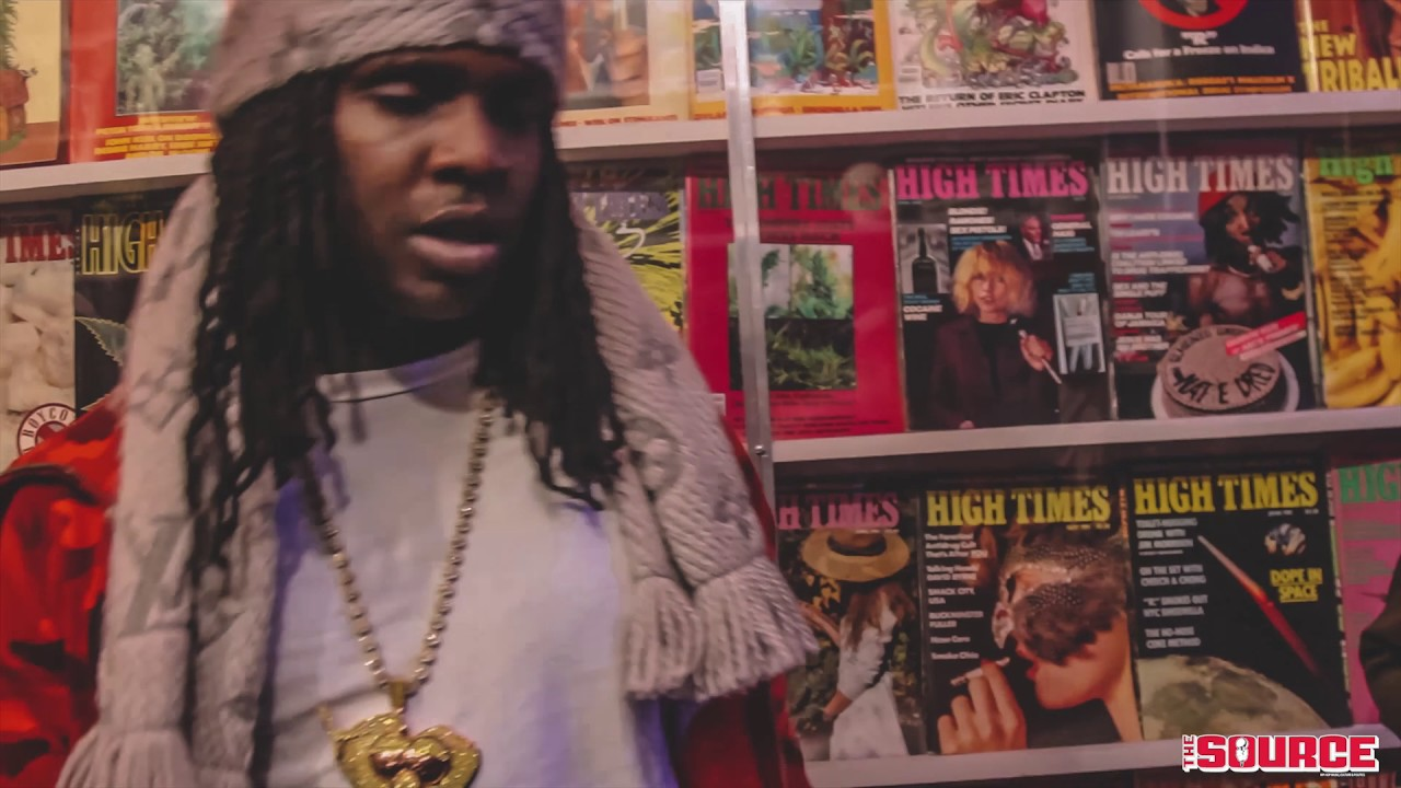 Chief Keef on his personal Style [Interview]