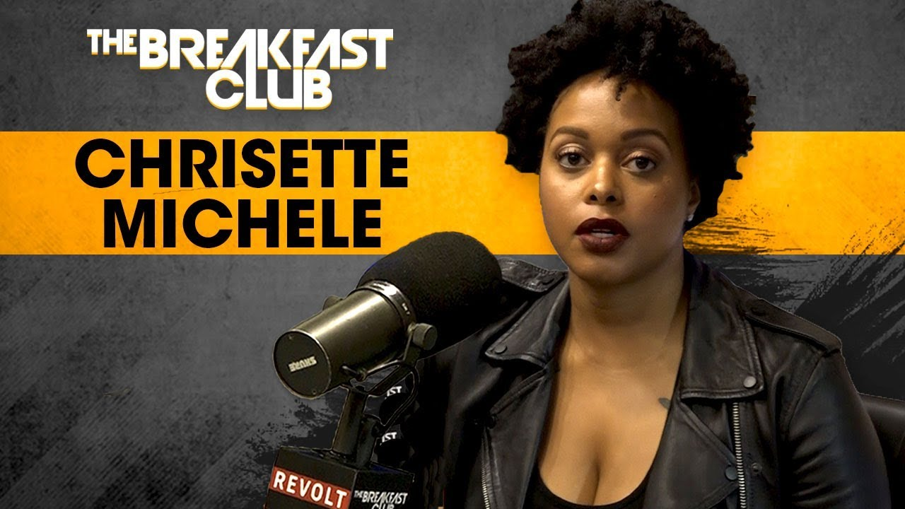 Chrisette Michele on the Aftermath Of Performing At Trump's Inauguration [Interview]
