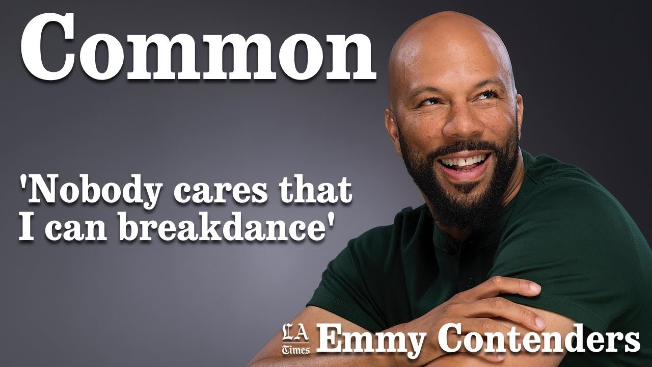 Common Talks Break Dancing, Television with the Los Angeles Times