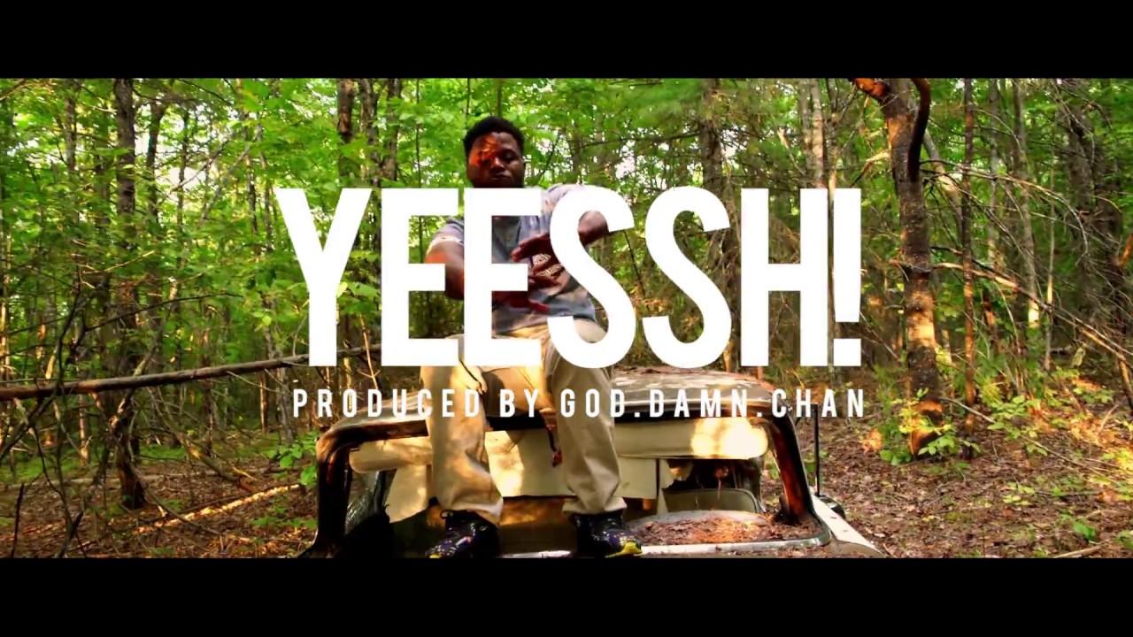 """Corey Ellis - """"Yeessh"""" (One Take) [Video]"""