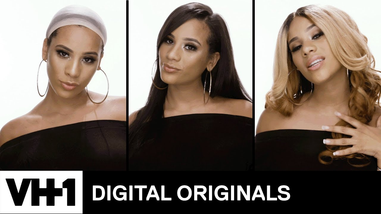 Cyn Santana Spices Things Up With Her Wig Game #VH1