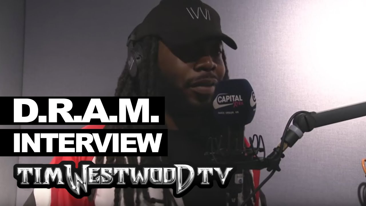 """D.R.A.M. on the success of """"Cha Cha"""", Beyonce on WestwoodTv [Interview]"""