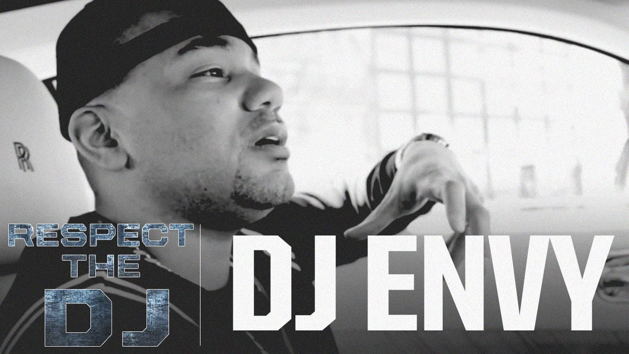DJ Envy on RevoltTv's Respect The DJ #RespectTheDj [Video]