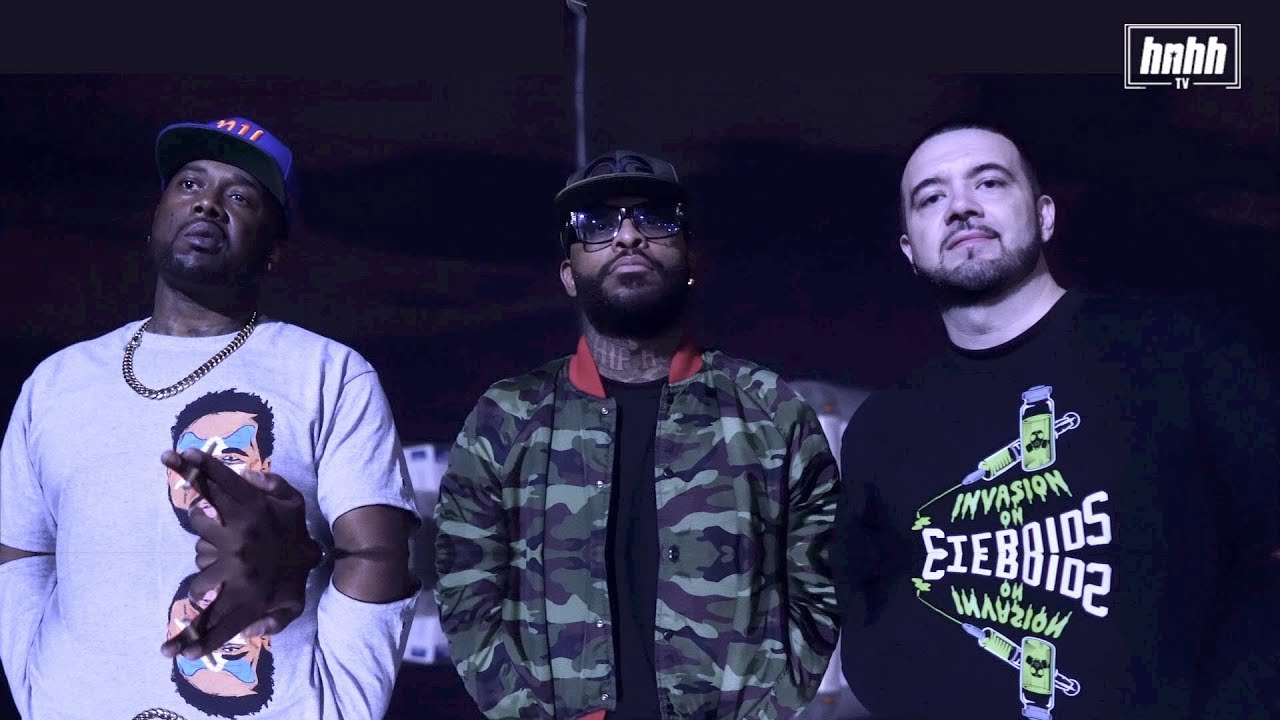 DJ Green Lantern Feat. Royce Da 5'9 & Conway the Machine - ILL [Music Video]