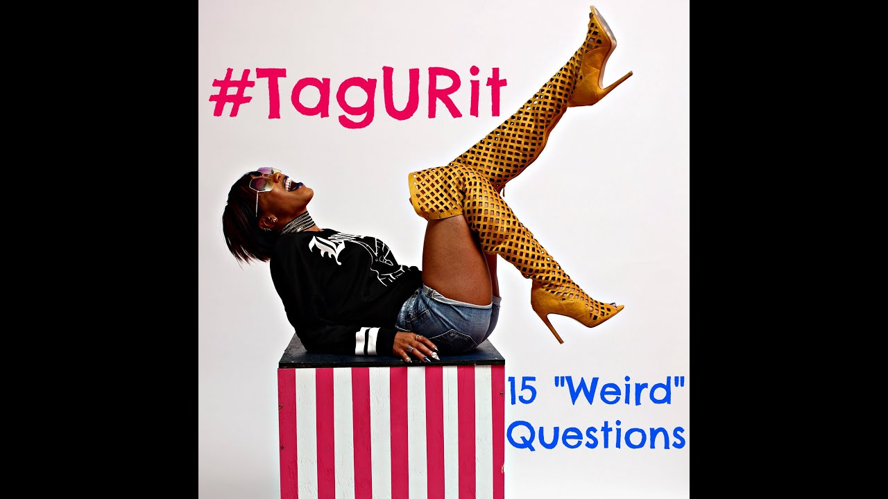 """Dondria Nicole - 15 """"Weird"""" Questions Tag #TagURit [Interview]"""