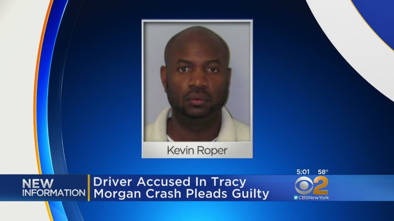 Driver Accused In Tracy Morgan Crash Pleads Guilty [News]
