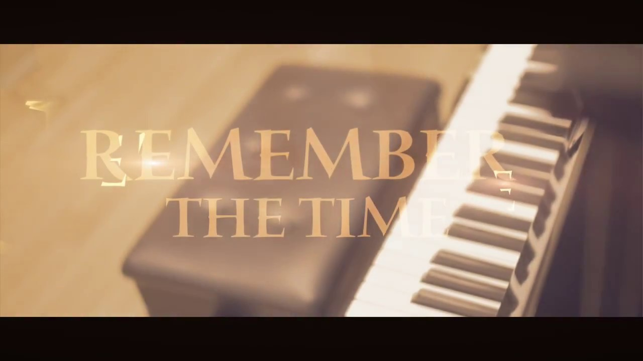 DYCE PAYNE COVERS MICHAEL JACKSON'S REMEMBER THE TIME