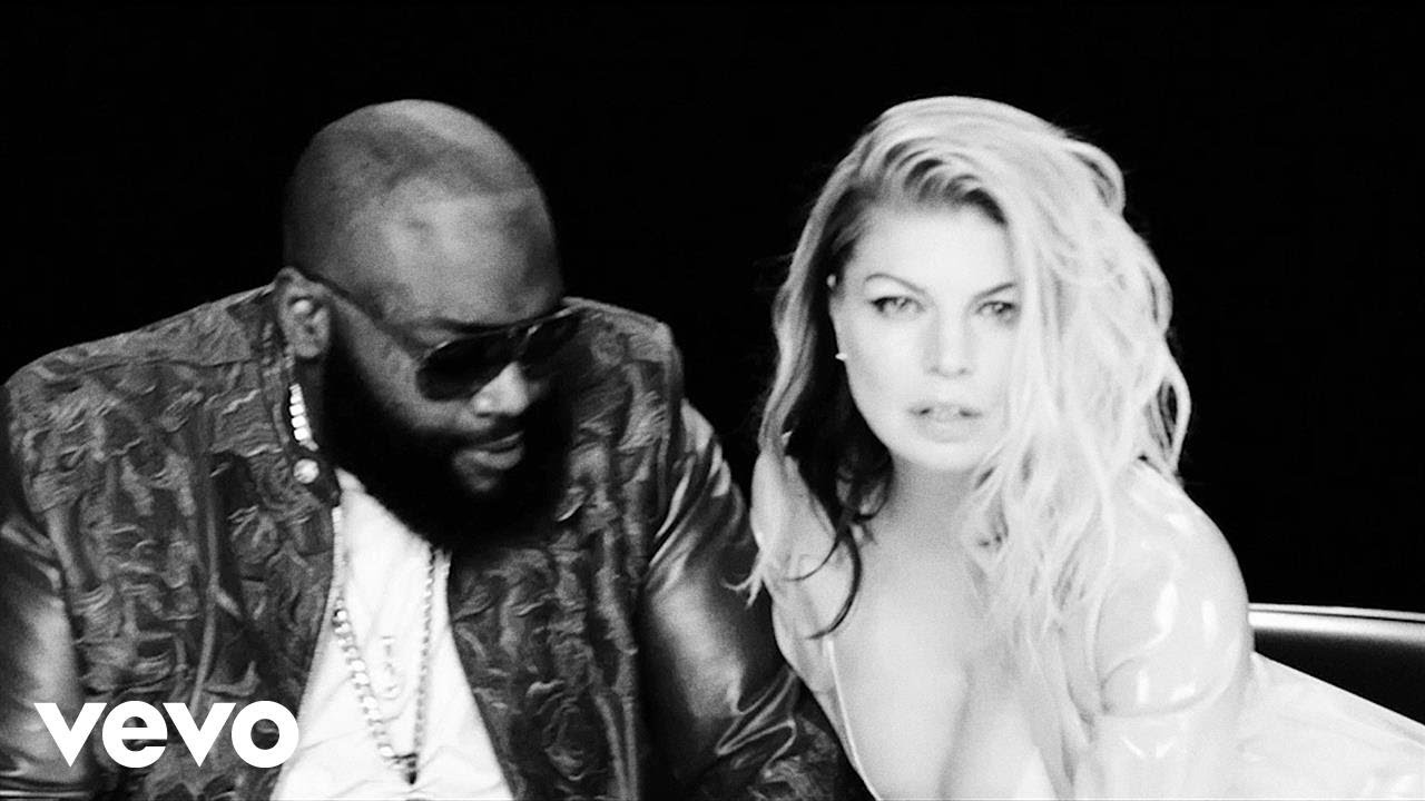 FERGIE FEAT. RICK ROSS - HUNGRY [VIDEO]