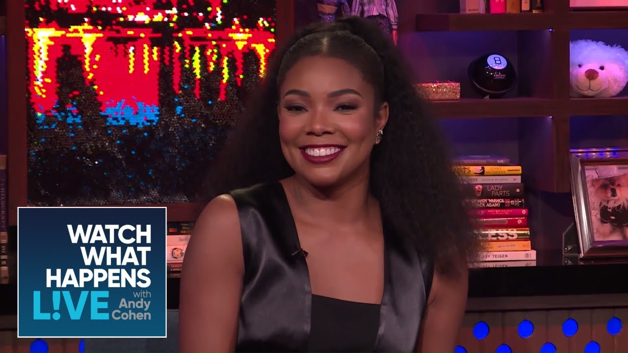 Gabrielle Union On 'Being Mary Jane' Finale, Lebron James party on WWHL [Interview]