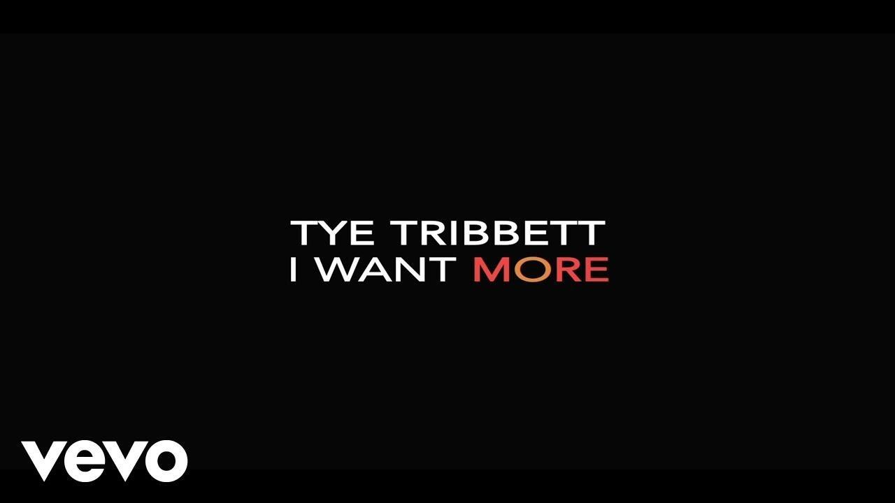 """Grammy Winner Tye Tribbett Releases """"I Want More"""" [Lyric Video]"""