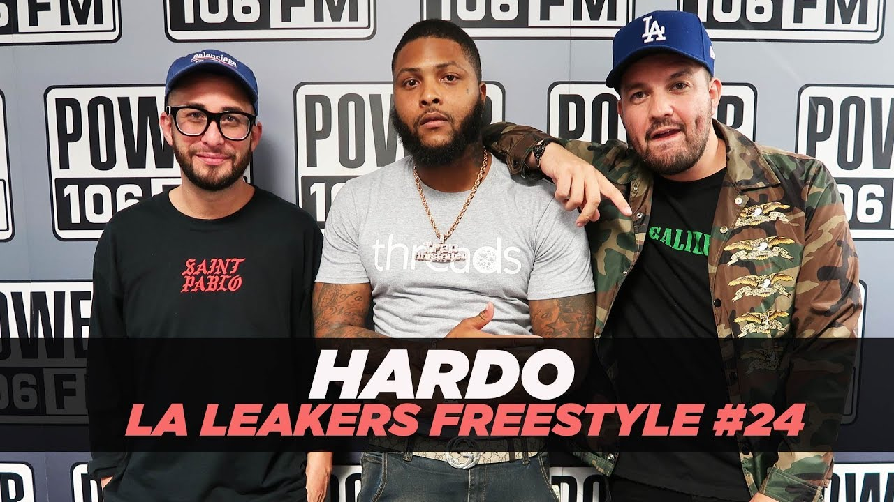 Hardo Freestyle With The LA Leakers #Freestyle024 [Video]
