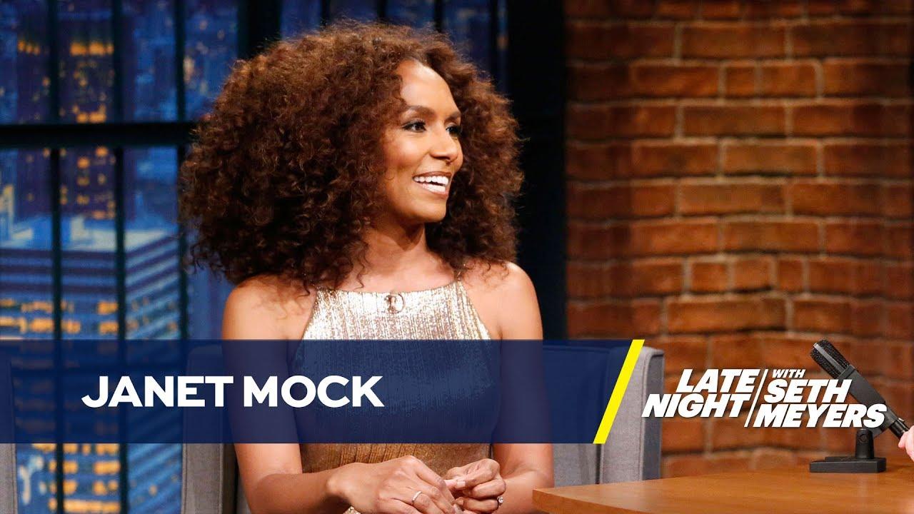 Janet Mock Talks Playboy Internship [Interview]