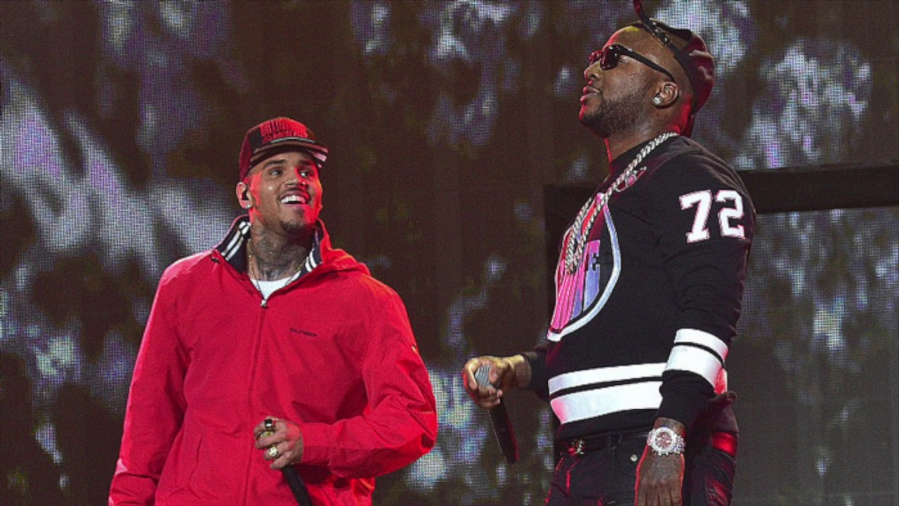 """Jeezy ft. Chris Brown - """"Give It To Me"""" [Audio]"""