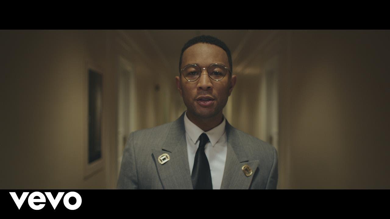 John Legend - Penthouse Floor ft. Chance the Rapper [Video]