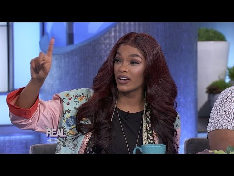 Joseline Hernandez Explains Why Men Play with Sex Dolls on The Real [Interview]