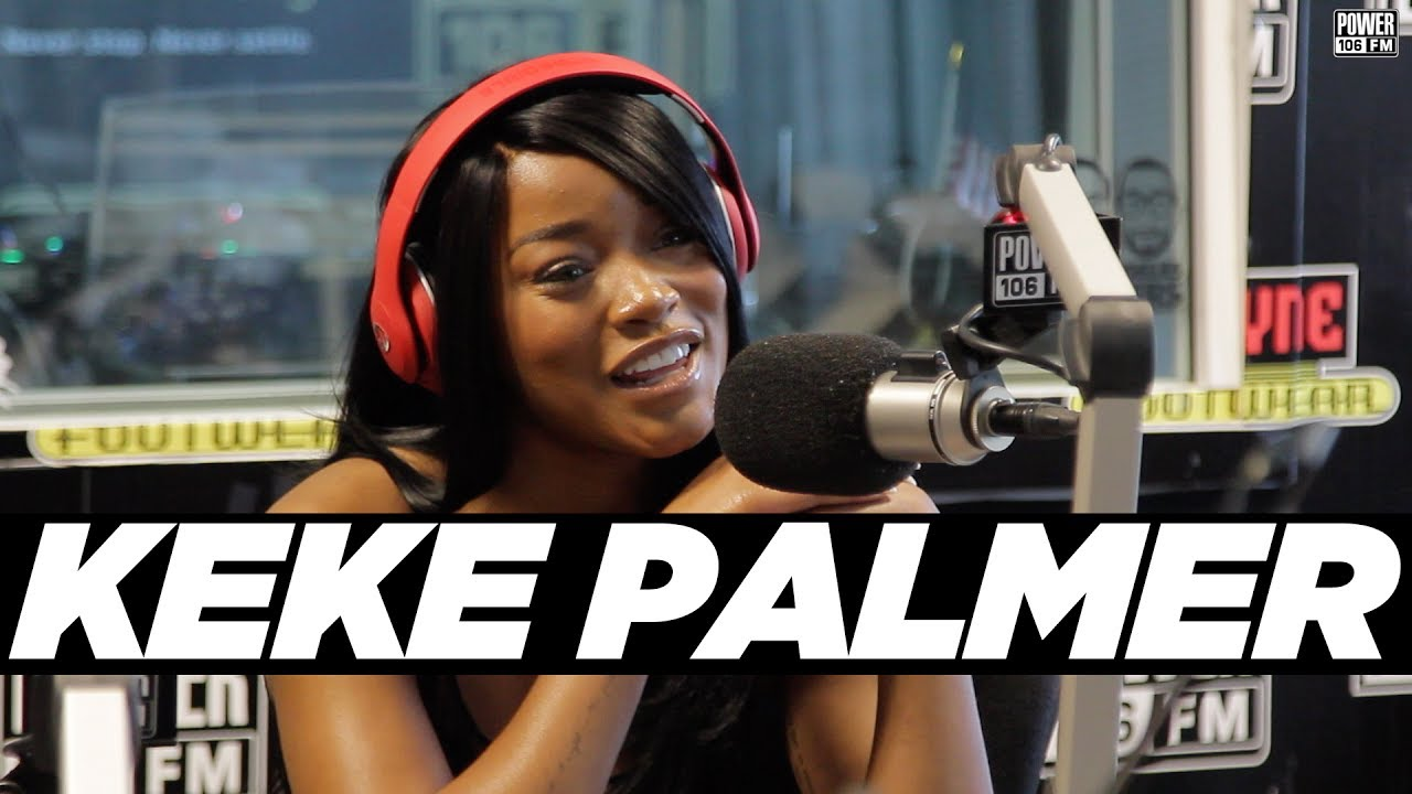 Keke Palmer Discusses New Web Show The Gag [Interview]