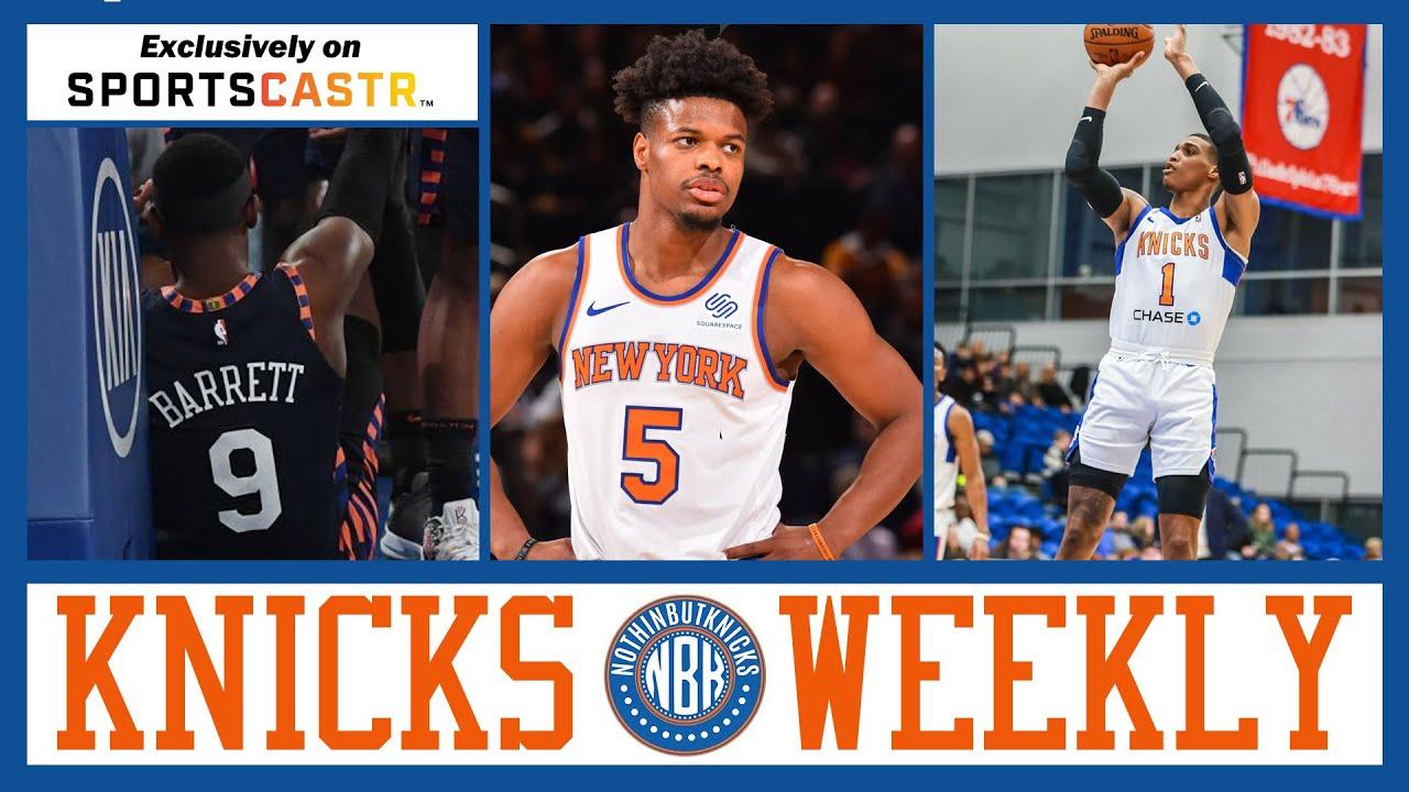 Knicks Weekly LIVE on SportsCastr | Link in Description