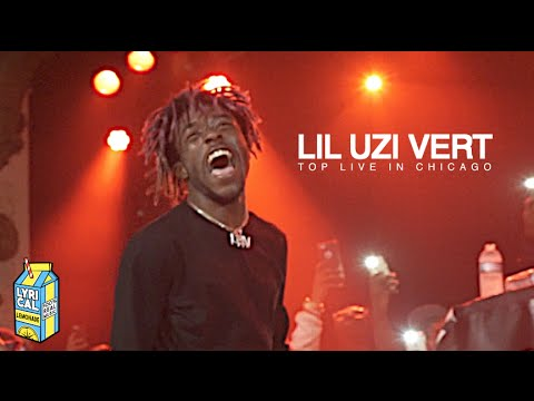 "Lil Uzi Vert Performing ""Top"" Live [Video]"