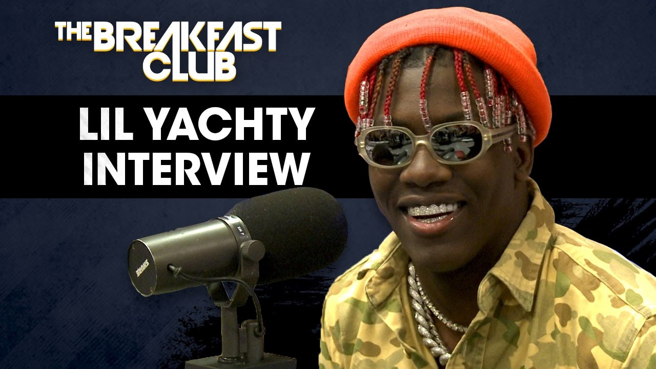 Lil Yachty On The Breakfast Club [Interview]