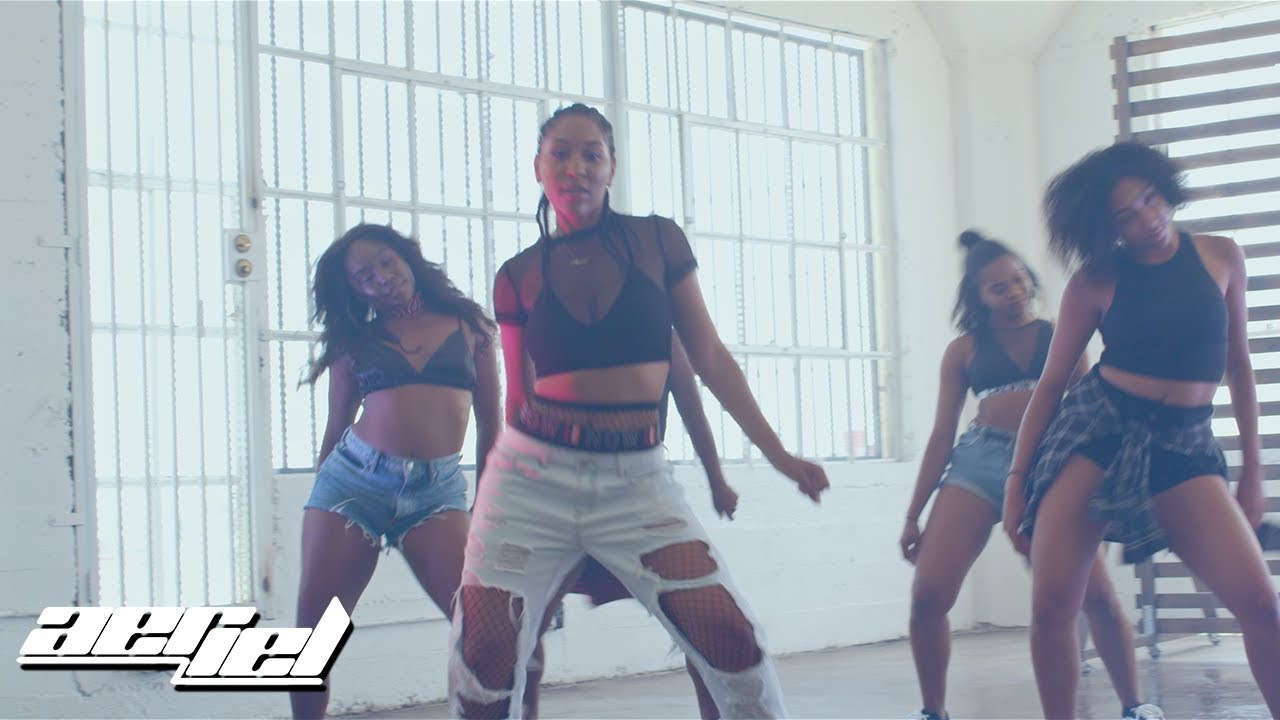 """Los Angeles Singer Aeriel Releases the Official Visuals for """"Be Down"""""""