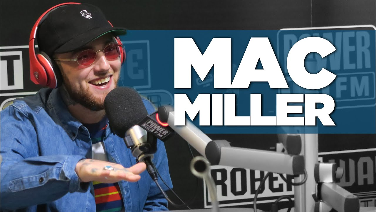 Mac Miller Talks Being Sober & Getting Crossed at the Allstar Game [Interview]