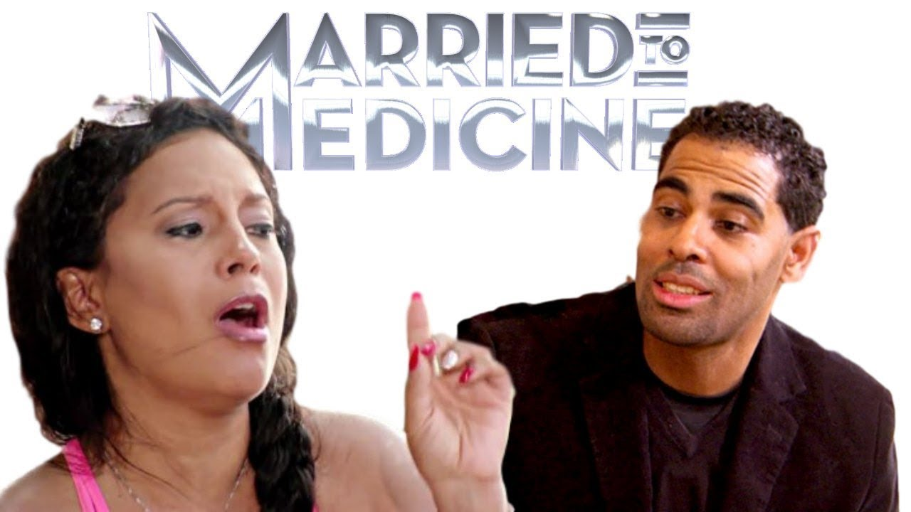 Married To Medicine's Lisa Nicole Forces Husband Call Side Chick