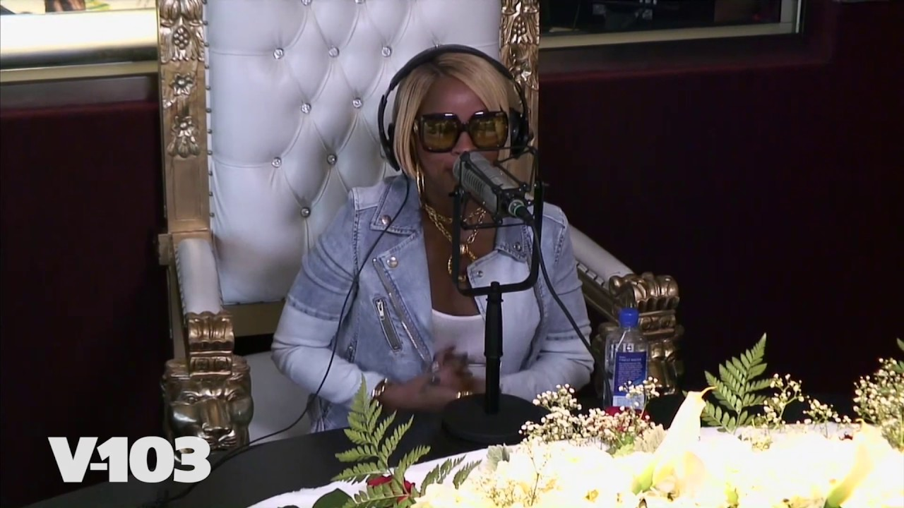 """Mary J Blige Talks New Album """"Strength of a Woman"""" with Big Tigger [Interview]"""