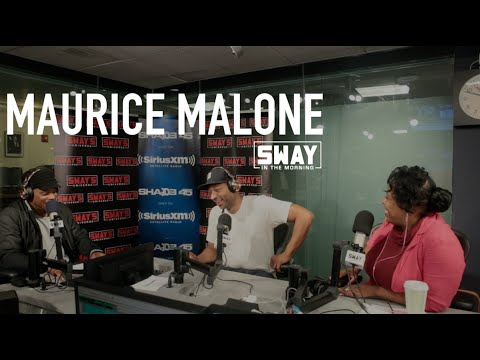 Maurice Malone Breaks Down Fashion History From Mojeans on SwayintheMorning [Interview]