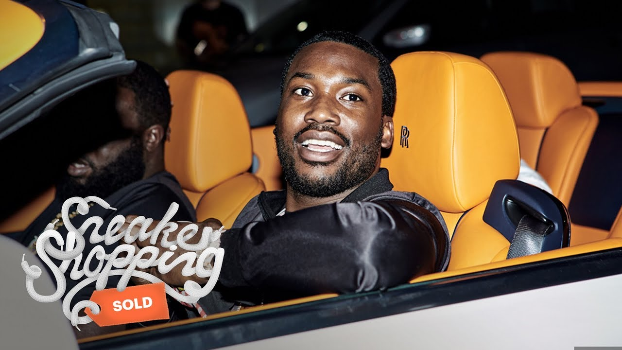 Meek Mill Takes Complex Sneaker Shopping [Video]