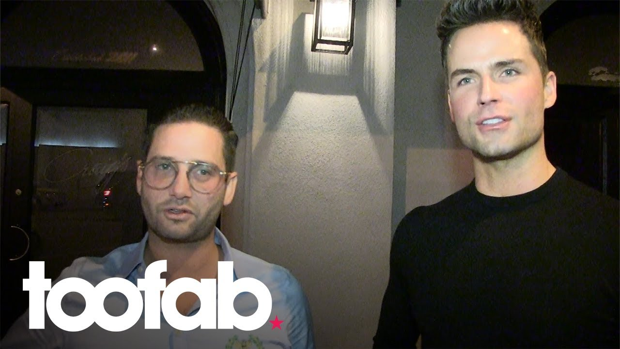 Million Dollar Listing's Josh Flagg Couldn't Have Sex In New House Because Of Ghost   toofab