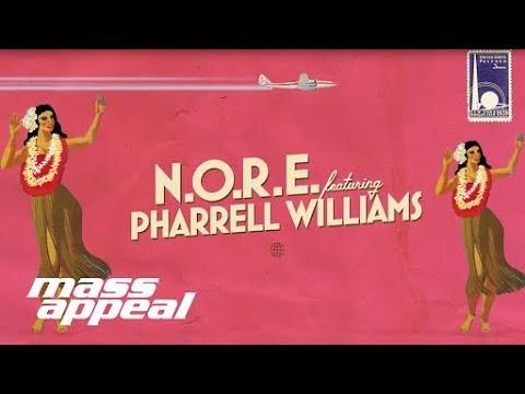"""N.O.R.E. AND PHARRELL WILLIAMS REUNITE FOR """"UNO MAS"""""""