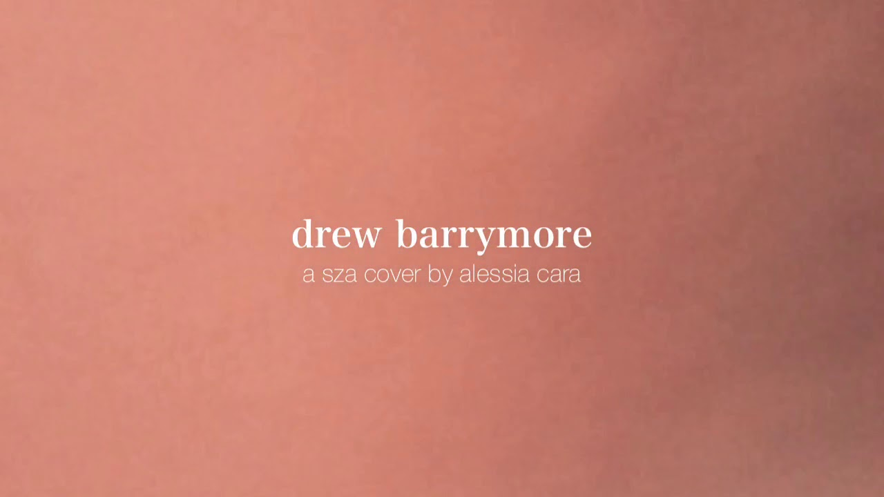 New Music: Alessia Cara – Drew Barrymore [Audio]