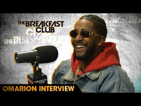 Singer Omarion Talks New Music, Relationships on The Breakfast Club [Interview]