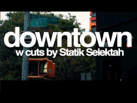 """Skipp Whitman - """"Downtown"""" (w cuts by Statik Selektah) [Video]"""