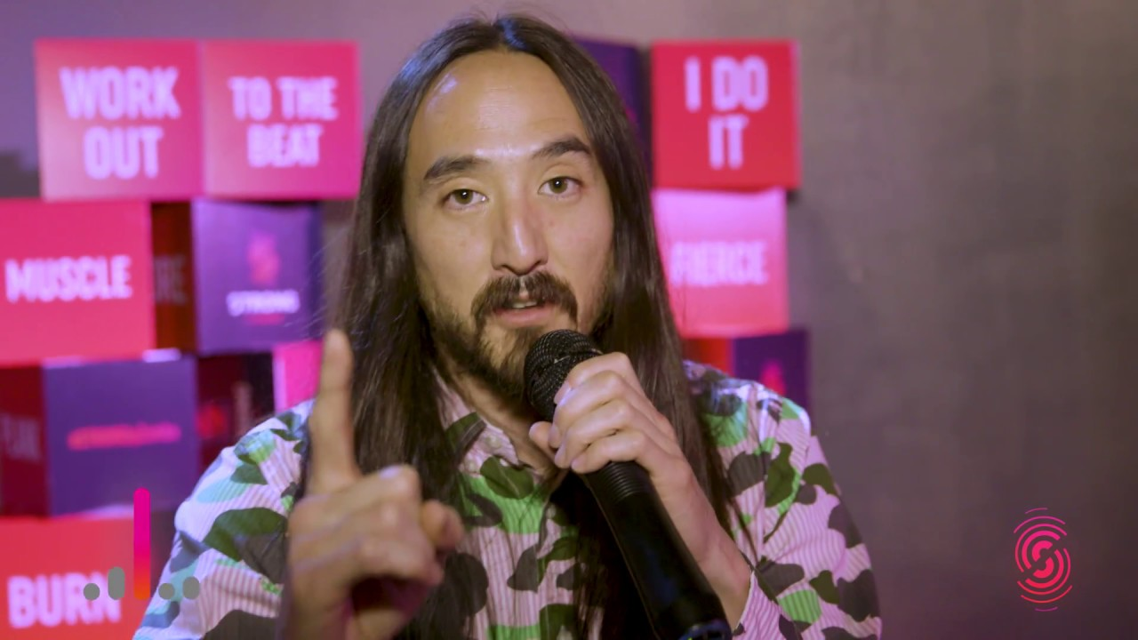 Steve Aoki and STRONG By Zumba Challenge Fitness Enthusiasts to Upload Videos for Prizes