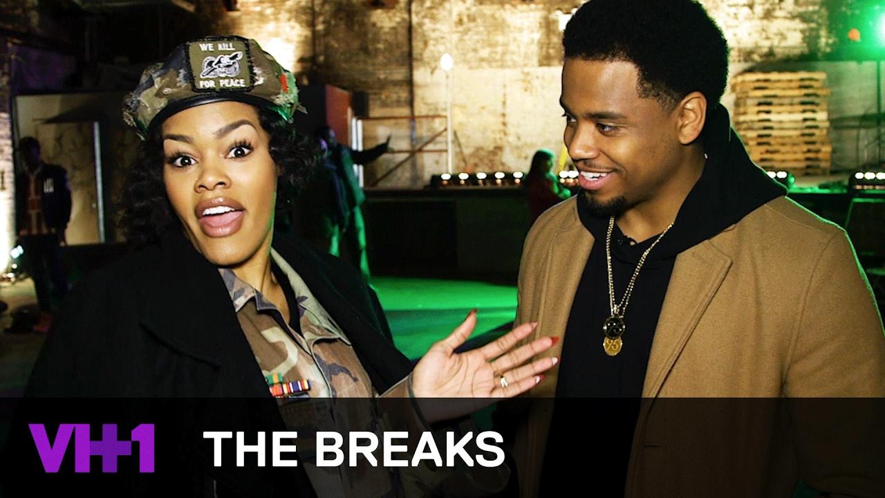 The Breaks - Starring Teyana Taylor, Dave East, Mack Wilds (BTS Footage) #VH1 #TheBreaks [Video]