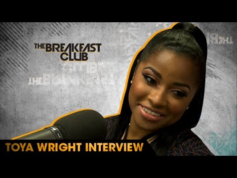 "Toya Wright Talks New Book ""In My Own Words…My Real Reality"" & Whether She'll Have Another Baby With Lil Wayne on The Breakfast Club [Interview]"