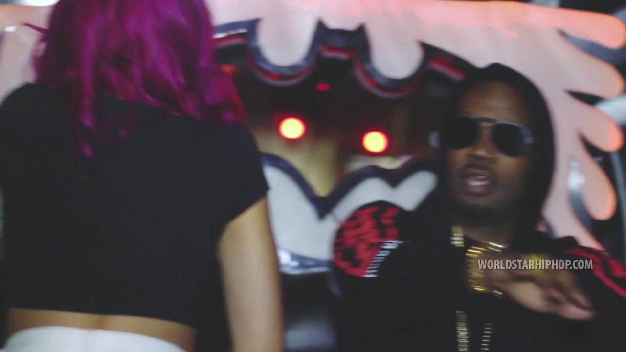 Video: Juicy J – 'Waste No Time'