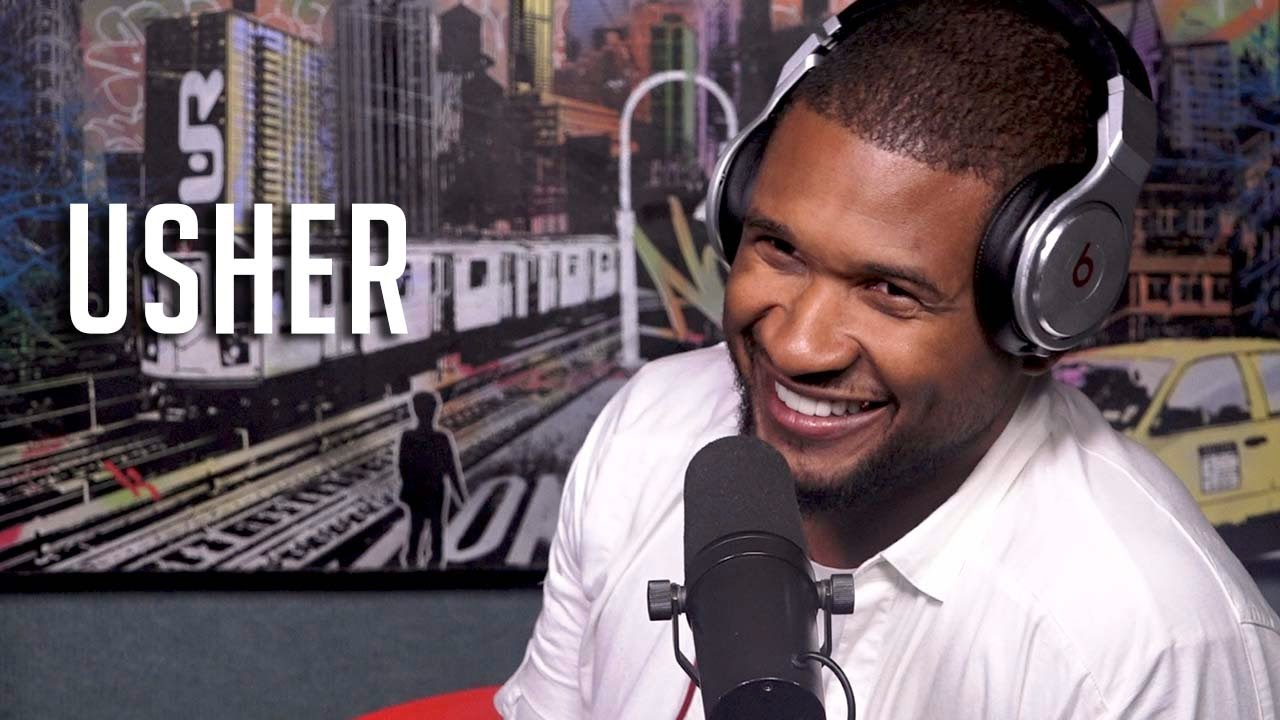 Video: Usher Drops a Freestyle with Funk Flex